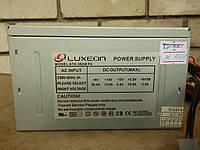 Блок питания LUXEON 350W 80 FAN не рабочий