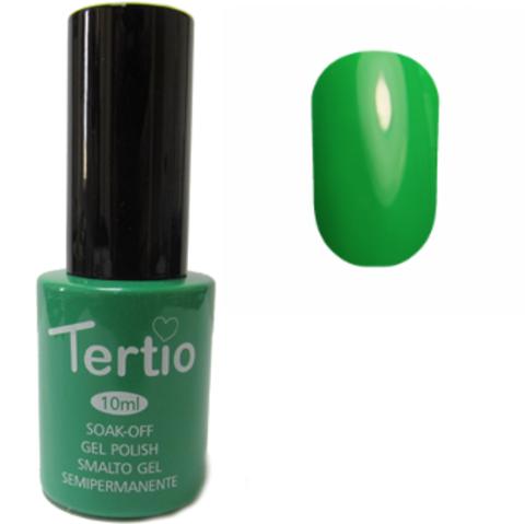 Гель-лак №059 (зеленый) 10 мл Tertio