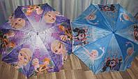 Детский зонт-трость Холодное Сердце, Frozen