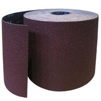 Шлифовальная шкурка на тканевой основе ТМ «Бригадир Standart» 200мм*50м, зерно 180