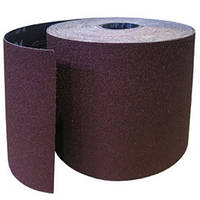 Шлифовальная шкурка на тканевой основе ТМ «Бригадир Standart» 200мм*50м, зерно 36