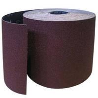 Шлифовальная шкурка на тканевой основе ТМ «Бригадир Standart» 200мм*50м, зерно 100