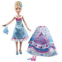 Кукла Золушка принцесса с красивыми нарядами Дисней Disney Princess Layer 'n Style Cinderella Hasbro B5314