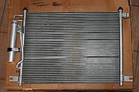 Радиатор кондиционера Шевроле Авео 1,5 1,6