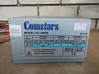 Блок питания Comstars 350W 80 FAN не рабочий