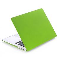 """Чехол для macbook Air 13"""" HardShell Case пластиковый салатовый"""