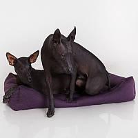 Dog Basil Violet - Базиликовый (мягкий лежак с бортами для собак)