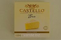 Сыр Бри (Brie Castello), 125 г