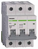 Автоматический выключатель Noark Ex9BN 3P C20 6kA 100144