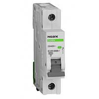 Автоматический выключатель Noark Ex9BN 1P C6 6kA 100094