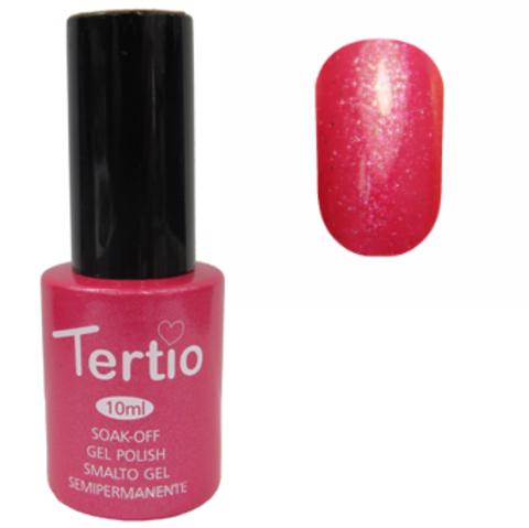 Гель-лак №063 (ярко-розовый с блеском) 10 мл Tertio