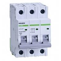 Автоматический выключатель Noark Ex9BS 3P C10 4,5kA 102167