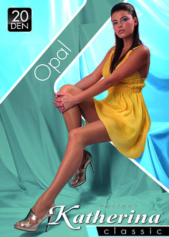 Колготки женские / жіночі Opal 20 den (3215)  TM KATHERINA, фото 2