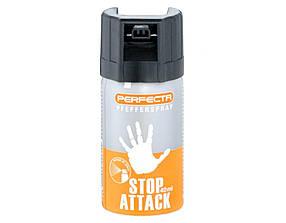 Газовый баллончик Umarex Perfecta Stop Attack - конус 40 ml (2.1904)