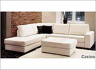 Угловой диван Casino, модульная система, комплекты мягкой мебели для гостиной