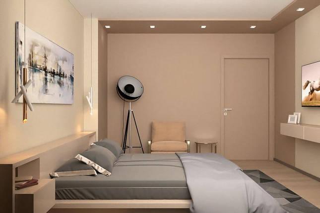 Дизайн спальни Мосса, фото 2