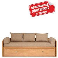 Кровать раздвижная двуспальная 80-160 Севилла BRW