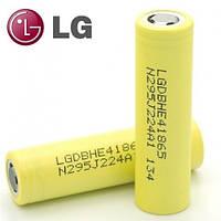 Аккумулятор LG 18650-HE4 2500mA, высокотоковый, оригинал