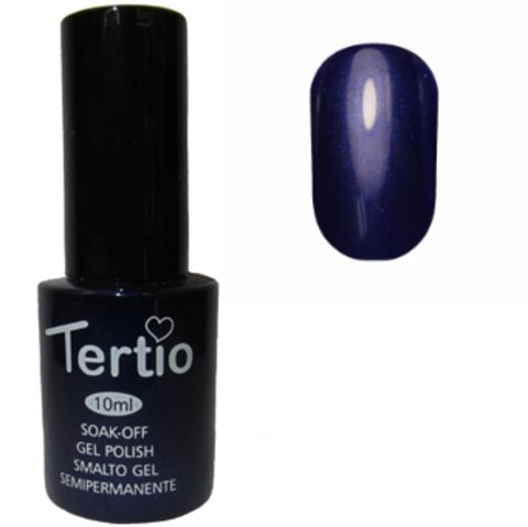 Гель-лак №083 (темно-синий с микроблеском) 10 мл Tertio