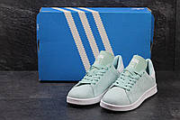 Женские кроссовки Adidas Stan Smith мятные 3198