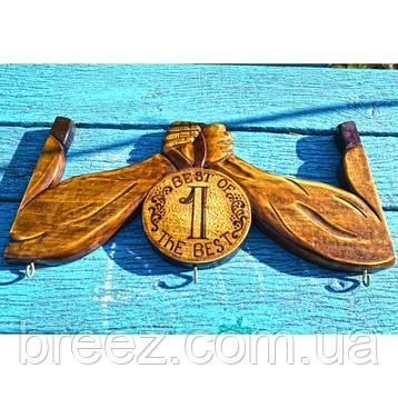 Медальница армрестлинг, фото 2