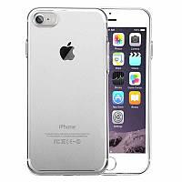 Силиконовый чехол iPhone 7/8 Прозрачный