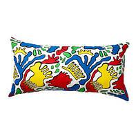 АВСИКТЛИГ Подушка, разноцветный, 30x60 см, 90345700 ИКЕА, IKEA, AVSIKTLIG
