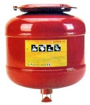 Модуль порошкового пожаротушения Буран-15И Пожтехника (000017248)