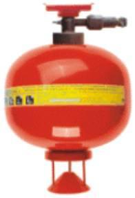 Модуль порошкового пожаротушения Буран-8 (Н,В)