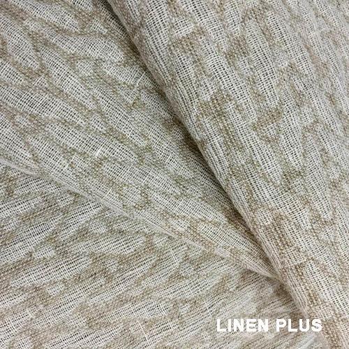 Сіра лляна тканина щільна, колір 274/1