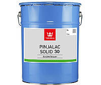 Піньялак солід 30 - Pinjalack solid 30 Tikkurila, 18л