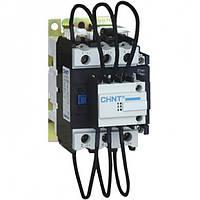 Контактор змінного струму Chint CJ19-6321 43А 30кВАр 220В 243386