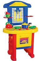 """Детская игрушечная кухня №3 """"Технок"""" код 2124"""