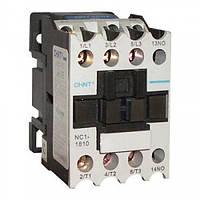 Контактор змінного струму Chint NC1-1810 110V 50Hz 224833