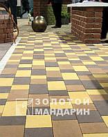 "Тротуарная плитка ""Плац"" 6 см, желтый"