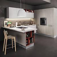 Мини кухня с открытыми полками, фото 1