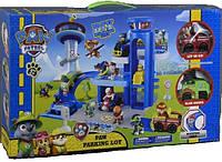 """Паркинг """"Щенячий патруль"""" XZ-884 - детский игровой гараж, парковка"""