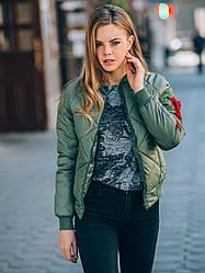 Куртка жіноча осінь/весна