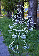 Кованный узор, подставка для цветов на 14 чаш, фото 1