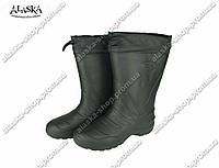Сапоги мужские (Код: EVA-02 обшив черный)