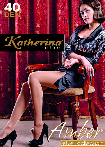 Колготки женские / жіночі Amber 40 den (3220) TM KATHERINA, фото 2