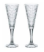 Nachtmann Bossa Nova  Набор бокалов для шампанского 2*230 мл