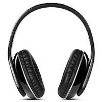Гарнитура Sven AP-B550MV Bluetooth Black со светодиодной подсветкой