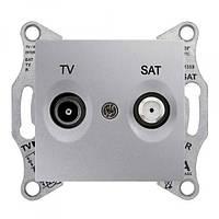 Розетка TV/SAT конечная SEDNA алюминий SDN3401660 Schneider Electric