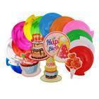 Декор спиральки День рожденья уп. 12 шт, фото 1