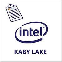 История процессоров Intel: KabyLake (7-е поколение, февраль 2017)