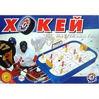 """Детская настольная игра """"Хоккей"""" Технок, код 0014"""