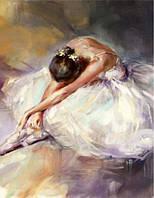 Набор алмазной вышивки Грация юной балерины 30 х 40 см (арт. FR624) , фото 1