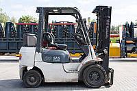 Газовый погрузчик Toyota 627FDF20
