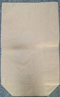 Мешки бумажные для замороженных продуктов, 3 слоя + ламинация, бурый, 1000х495х90